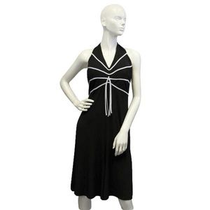IN Studio Women's Casual Halter Dress 14 (SKU 000)